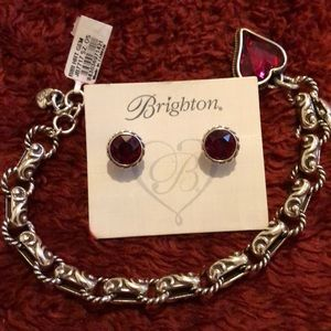 SALE! Brighton Bracelet and earing set